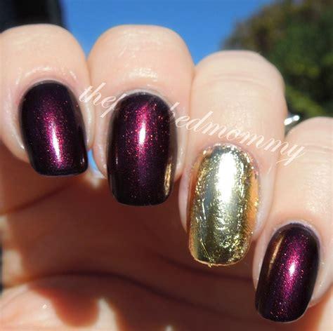 nail art gold leaf tutorial gold leaf foil nail art nail art ideas