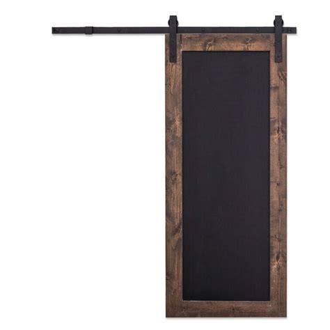 chalkboard sliding closet doors chalkboard barn door barndoorhardware