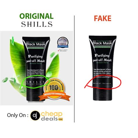 Shills Black Mask Cleansing 100 Original 1 shills cleansing purifying peel black mask