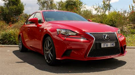 2016 lexus is200t review chasing cars