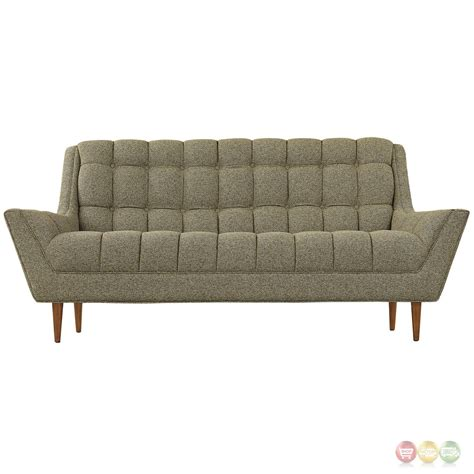 button tufted loveseat response contemporary button tufted upholstered loveseat