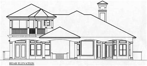 ponderosa 3810 3 bedrooms and 1 bath the house designers mediterranean style house plans 3810 square foot home