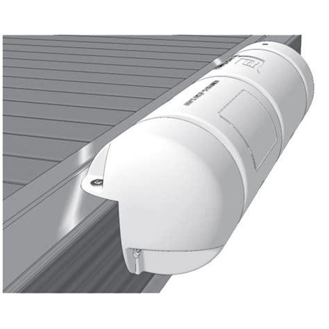 round boat dock bumpers plastimo 3 4 dock fender bumper 174 west marine
