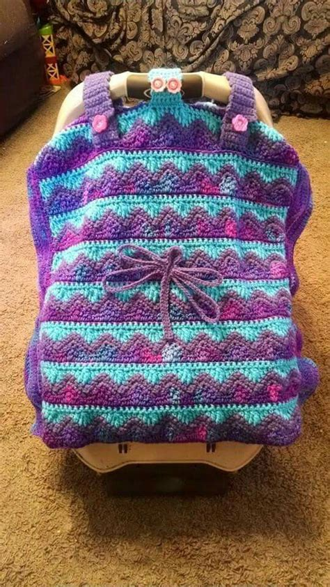 pattern crochet lshade 17 best images about baby crochet car carrier free pattern