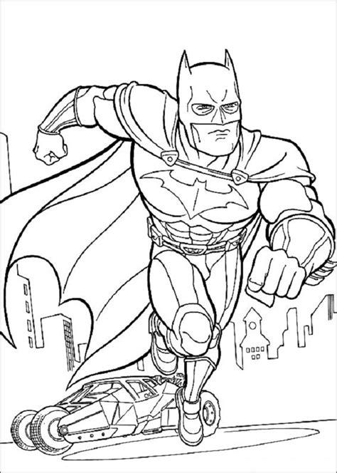 imagenes para colorear vengadores dibujos de batman dibujos para colorear