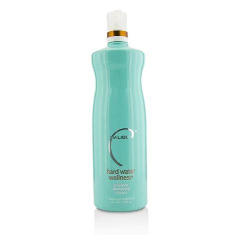 malibu hair treatment for iron hard water wellness shoo malibu c f c co usa