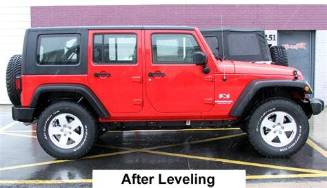 jeep leveling kit teraflex jeep jk leveling kit