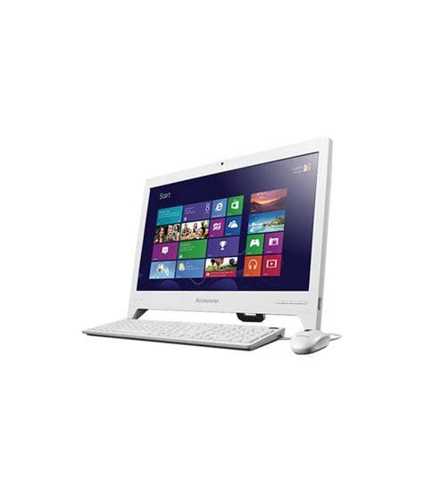 Lenovo C240 Lenovo C240 57316166 All In One Desktop White 46 99 Cm