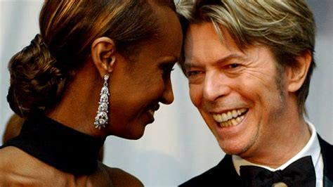 david bowie iman and love story david bowie and iman s daughter lexi is 16 and stunning