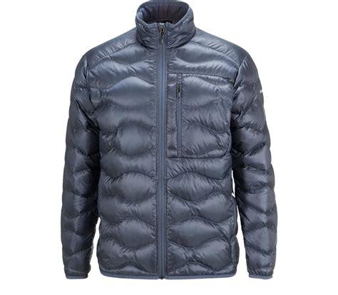 Bl Jacket Light Peak Performance Bl Helium S Jacket Grey