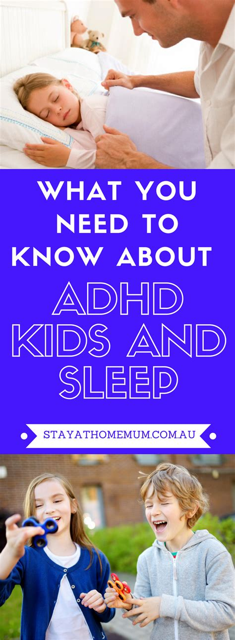 what you need to about adhd and sleep stay at