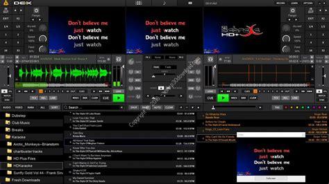 pcdj dex 3 dj software free download full version pcdj dex v3 9 0 3 a2z p30 download full softwares games