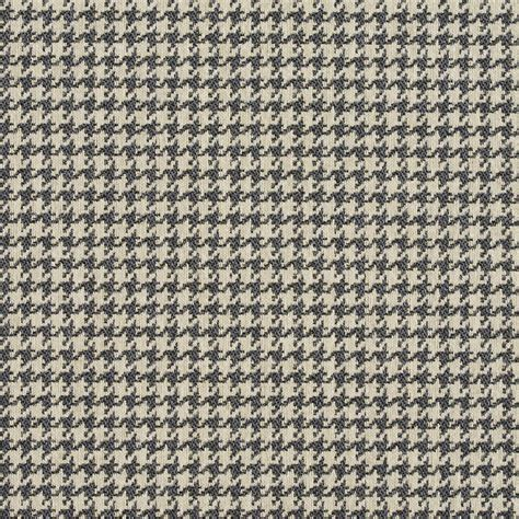 grey and white upholstery fabric e850 grey and off white classic houndstooth jacquard