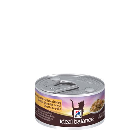 balance canned food feline ideal balance cat food chicken canned 24 x 82g ebay