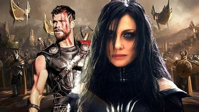 thor movie queen hela explained who is the thor ragnarok villain ign