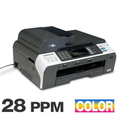 Printer Mfc 5890cn mfc 5890cn multi function color inkjet printer 6000 x 1200 dpi 4000 pages per month