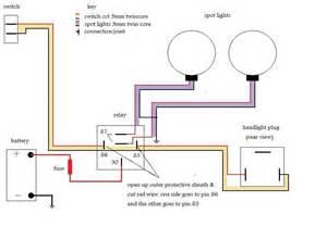 wiring in spotlights the navara forum