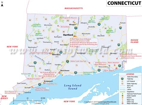 usa connecticut map connecticut map map of connecticut ct