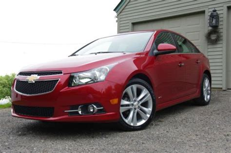 2014 chevrolet cruze ltz rs find used 2014 chevrolet cruze ltz w rs package loaded