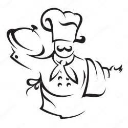 draw french chef