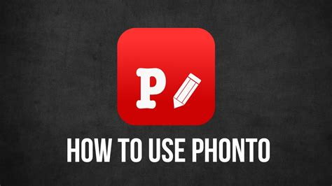 How To Use App Phonto How To Use The Phonto App For Ios Android