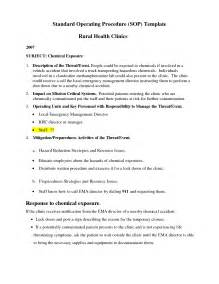 template for procedure manual microsoft office word