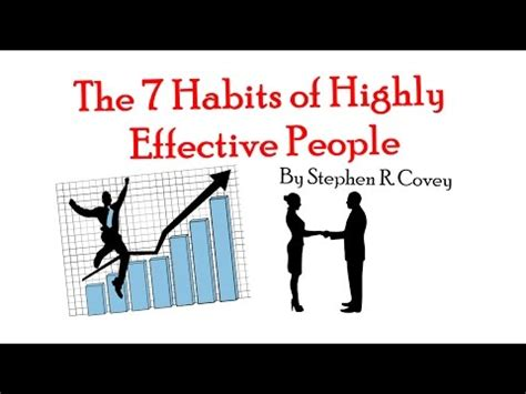 7 habits of highly effective book report the 7 habits of highly effective by stephen r
