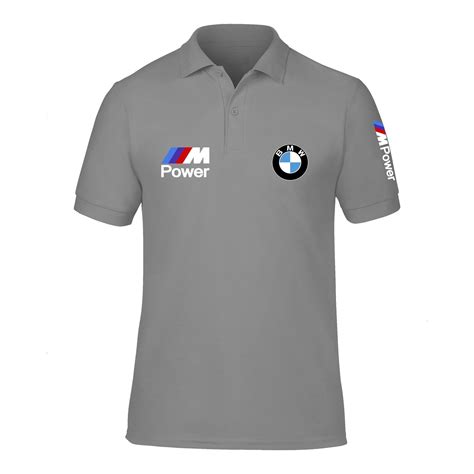 Tshirt Bmw Sport New Ukm01 mens bmw m sport motor bimmer beamer raceday club polo