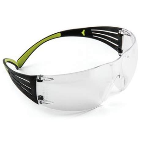 3m securefit 400 series protective eyewear sf401af clear