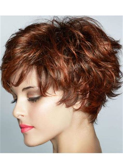 feather back hairstyles graceful short feathered pixie haircut with wispy bangs
