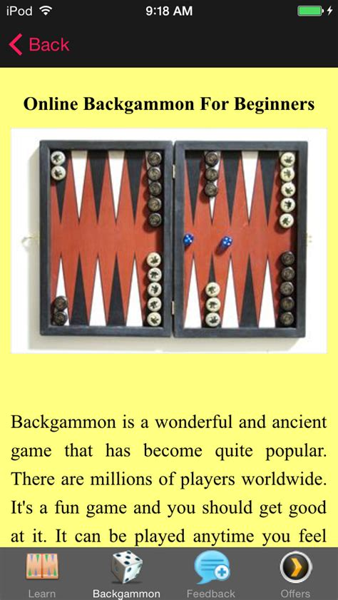iphones for beginners iphones for beginners books backgammon for beginners guide iphone apps