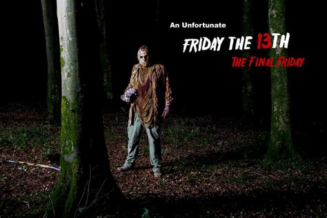 film seri friday the 13th fan film series an unfortunate friday the 13th part 6
