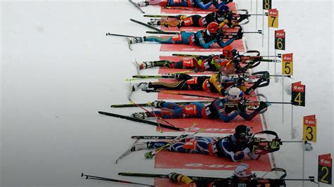 biathlon  sehen olympia pyeongchang