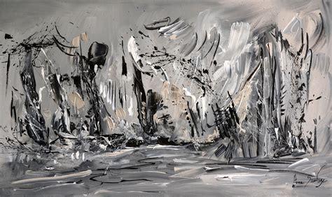Tableau Peinture Blanc by Tableau Peinture En Noir Et Blanc
