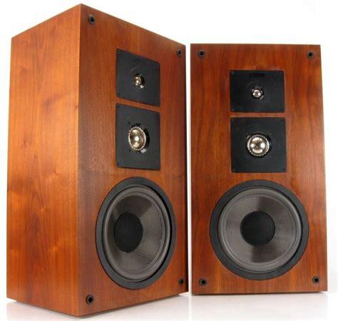Altec Lansing Speaker altec lansing 301 speakers 200 watts carbon fiber woofers