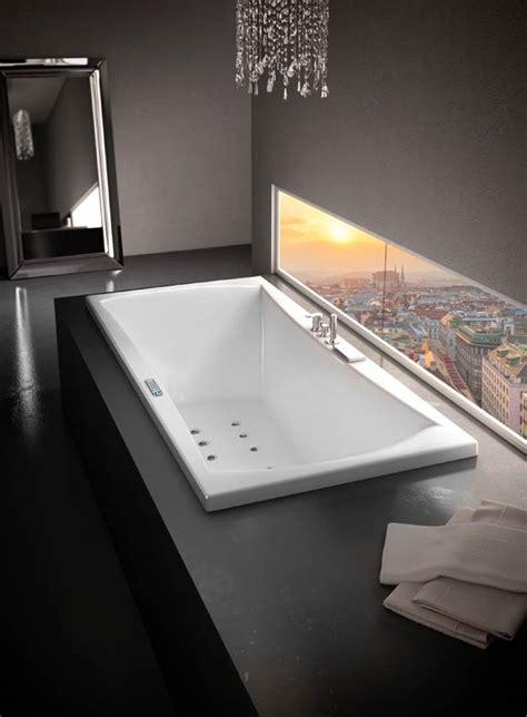 vasche idromassaggio da incasso vasca da bagno rettangolare da incasso modello concerto