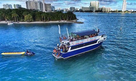 party boat in miami florida miami boat party miami sea party livingsocial