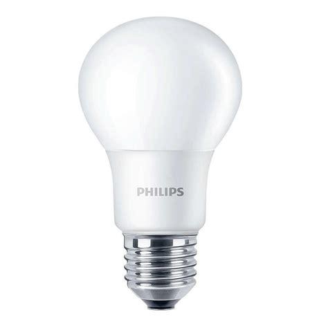 Lu Led Philips 60 Watt philips corepro ledbulb 9 5 60w 830 e27 laradirecta