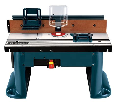 benchtop bench router table bosch benchtop ra1181 new precision shop