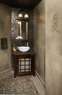 Asian Bathroom Ideas natural elements asian bathroom seattle by