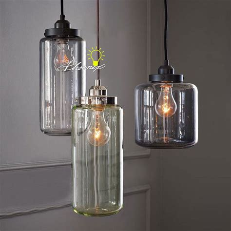 blown glass pendant lights country blown glass jar pendant lighting 8083 browse