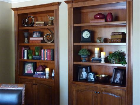 bookcase accessories by distinctive decor eclectic