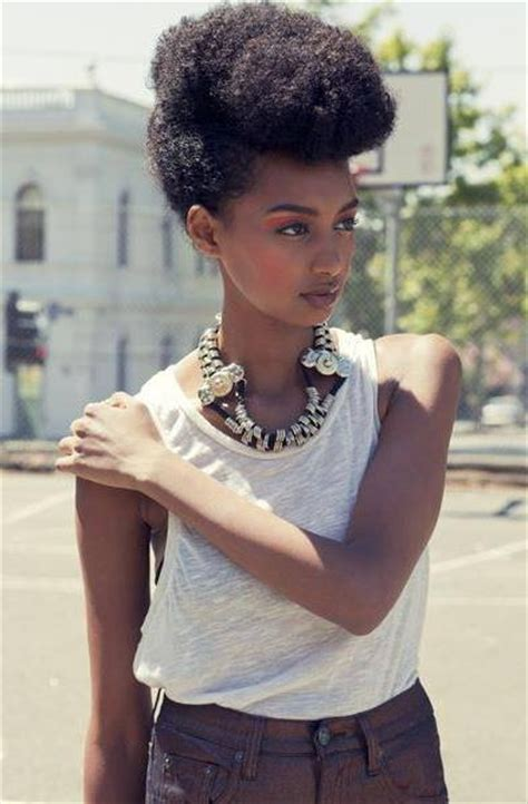 Afro Hairstyles Updos | afro punk prep updo style muse pinterest afro punk