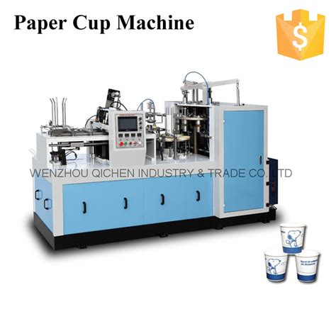 How To Make Paper Machine - paper cup machine germany with 11 sensors buy paper cup