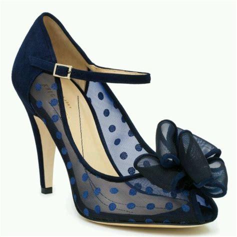 polka dot shoes omg navy polka dot shoes fashion i