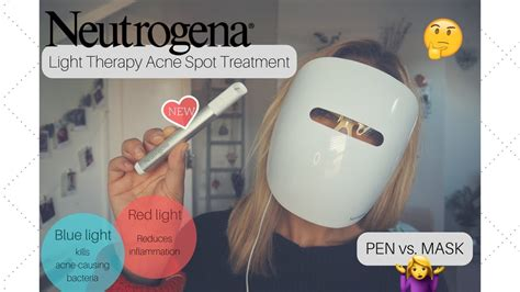 neutrogena light therapy pen neutrogena acne light pen 28 images neutrogena