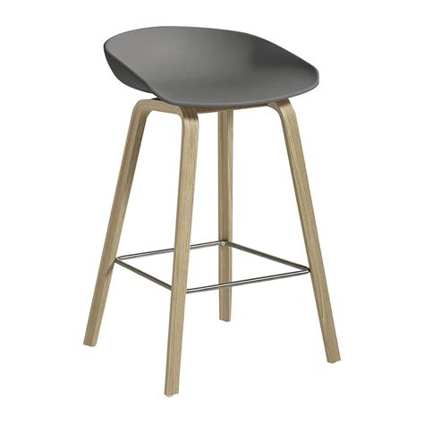 hay about a stool nz buy hay oak stool matt grey amara