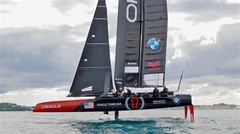 hydrofoil catamaran oracle americas cup oracle on foil design catamaran racing