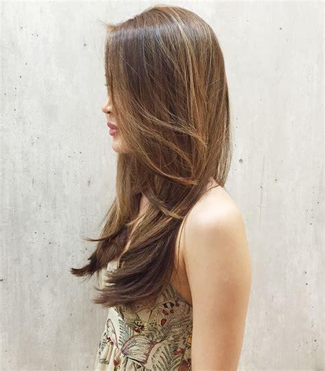 rebond c curl images portfolio hair mori korean salon