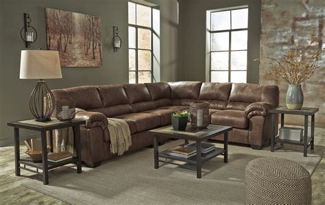 cheap 3 piece living room sets 1 bedroom apartments bladen 3 piece sectional living room set in coffee
